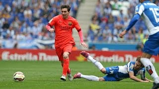 Lionel Messi ● Top 10 Skills ► 2014-15 ||HD||