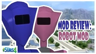 robot sims 4 - Free video search site - Findclip Net