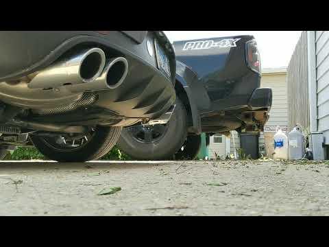 Porsche Macan (base 4 cyl) launch control start w/ sports exhaust