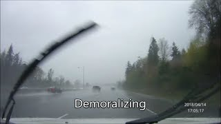 The many types of Seattle rain