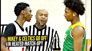 Mikey Williams Goes LOCO In HEATED Match-Up in ATL! Atlanta Celtics 16u Squad Was TOO TURNT!