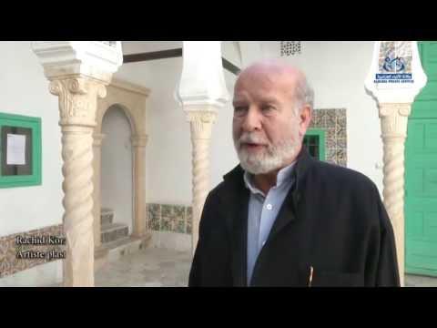 Vidéo de Rachid Koraïchi