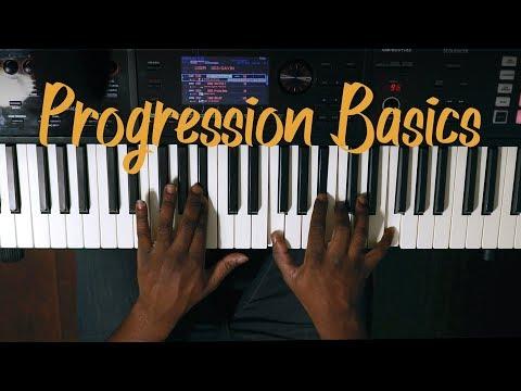 Chord Progression Basics