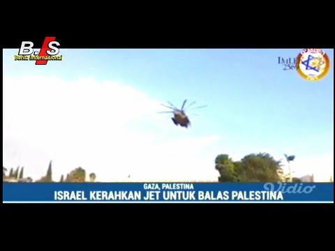 (BERITA TERKINI) KONFLIK ISRAEL-PALESTINA SEMAKIN MEMANAS