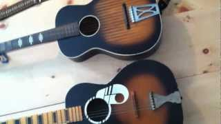 Stella Versus Craftsman Guitar Review