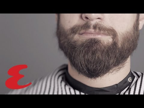 The Best Way To Trim Your Full Beard
