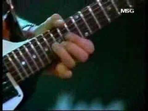 Michael Schenker MSG Rock Bottom online metal music video by MICHAEL SCHENKER GROUP