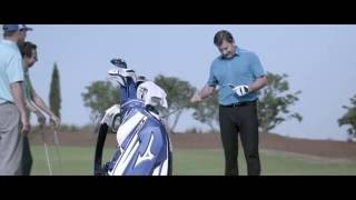 Mizuno JPX 900 Hot Metal Irons 4-GW w/Steel Shafts-video