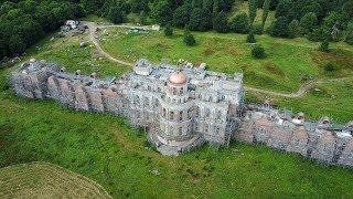 Abandoned Billionaires Mansion (The Devil's Palace) Largest Mansion In UK