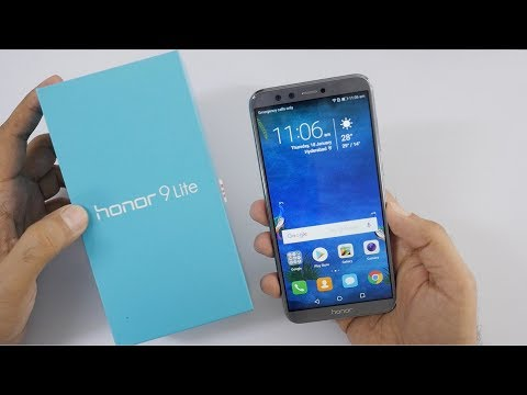 Honor 9 Lite Budget Camera Smartphone Review (Hyderabadi Hindi)