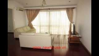 preview picture of video 'Căn hộ cao cấp cho thuê tại Ciputra Hà Nội, 4 phòng ngủ, đầy đủ đồ'