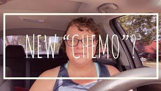"""New """"Chemo"""" Nerlynx...Maybe? • My Cancer Journey"""
