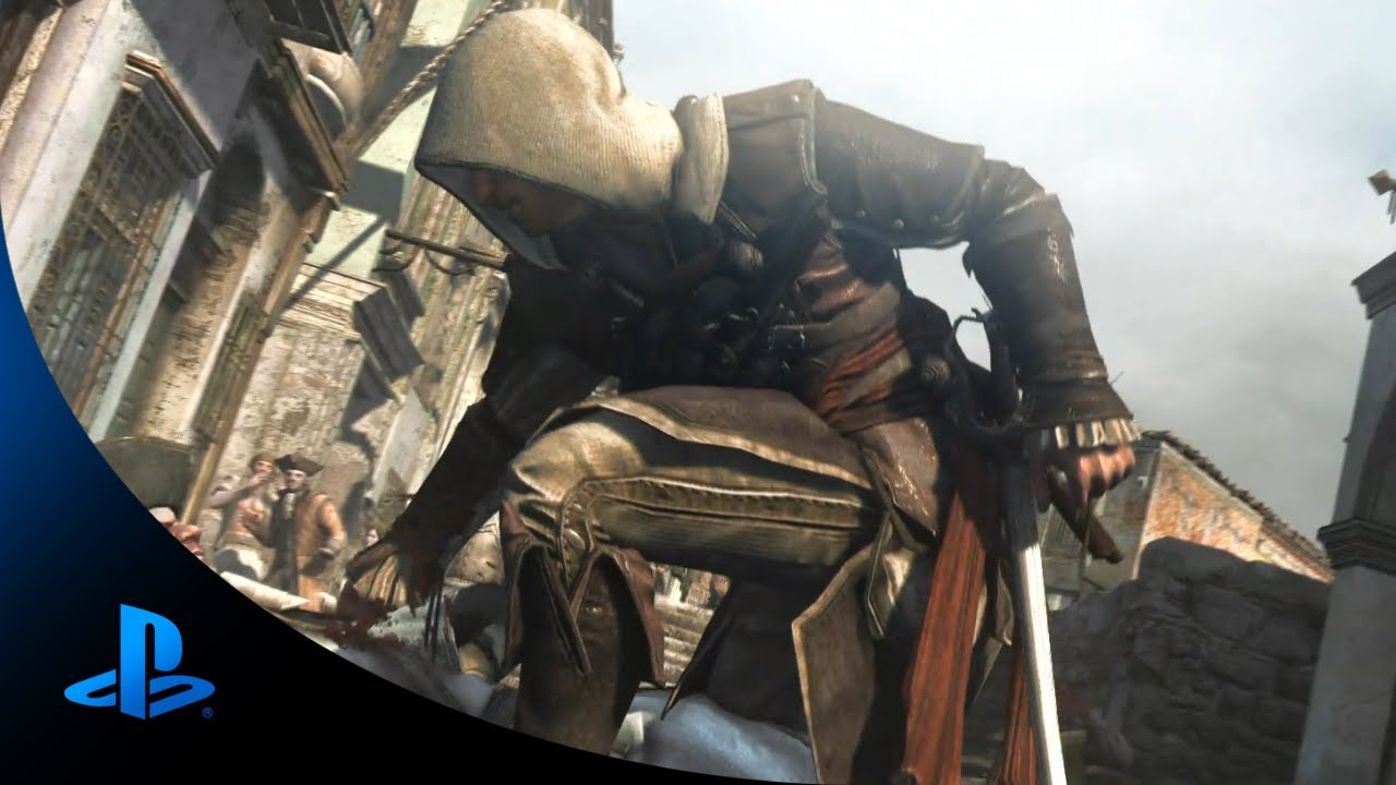 Assassin's Creed IV Black Flag on PS4: Conversations with Creators