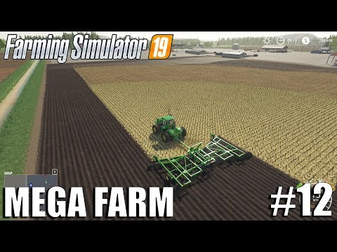 MEGA FARM Challenge | Timelapse #12 | Farming Simulator 19
