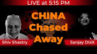 LIVE at 5:15PM | China Chased Away | Eastern Ladakh Status | Shiv Shastry and Sanjay Dixit