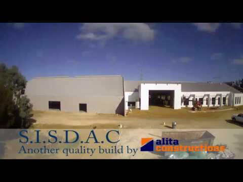 Samoan Church Construction Timelapse