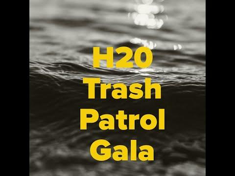 H2O Trash Patrol Gala 2017