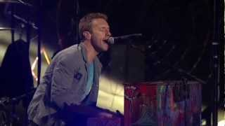Coldplay - Life Is For Living (Live - Madrid 2012)