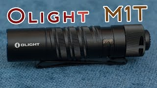 Olight M1T Raider - відео 1