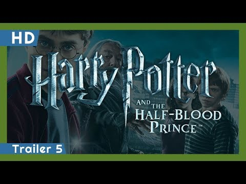 Harry Potter and the Half-Blood Prince Movie Trailer