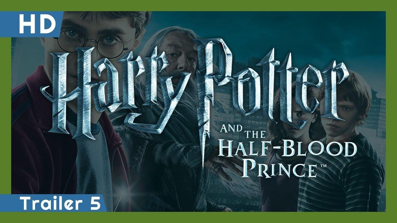 Trailer för Harry Potter och Halvblodsprinsen