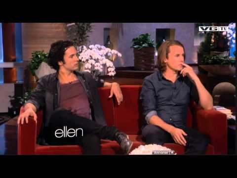 Ylvis u Ellen DeGeneres