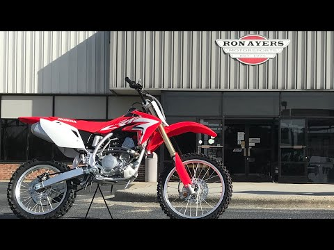 2021 Honda CRF150R Expert in Greenville, North Carolina - Video 1
