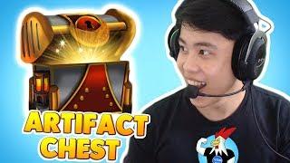 Monster Legends: Open Artifact Chest - Got Legendary