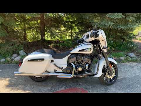2019 Indian Chieftain® Dark Horse® ABS in Muskego, Wisconsin - Video 1