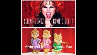 Selena Gomez - Come & Get It Alvin And The Chipmunks Version