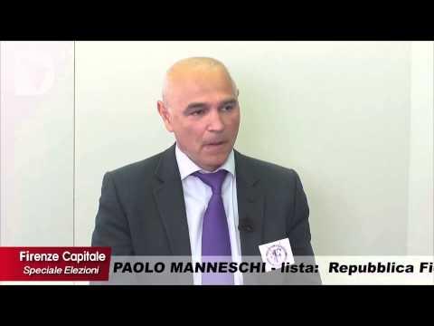 Firenze capitale - speciale elezioni - interviste ai candidati a sindaco alle prossime elezioni amministrative del 25 maggio per il Comune di Firenze.