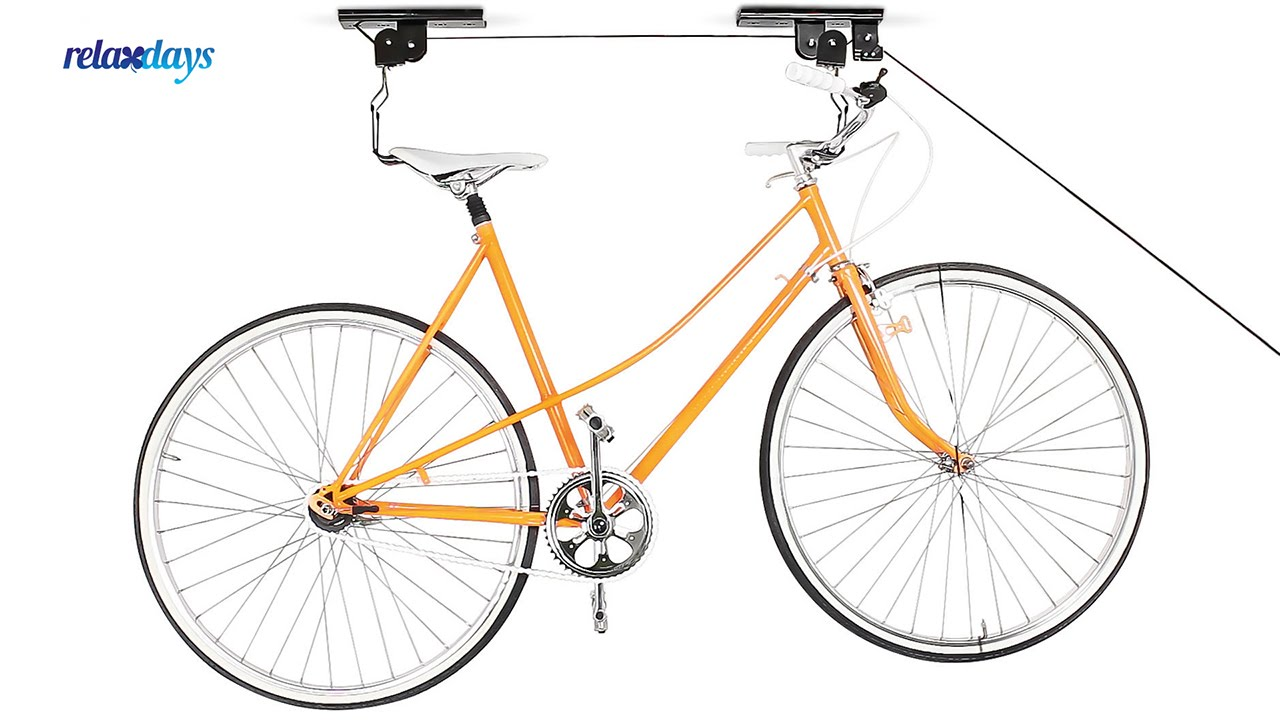 Fahrradhalter Decke Fahrradlift Kaufen  Relaxdaysde