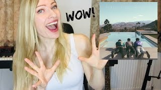 JONAS BROTHERS - Happiness Begins [Musician's] Reaction & Review!