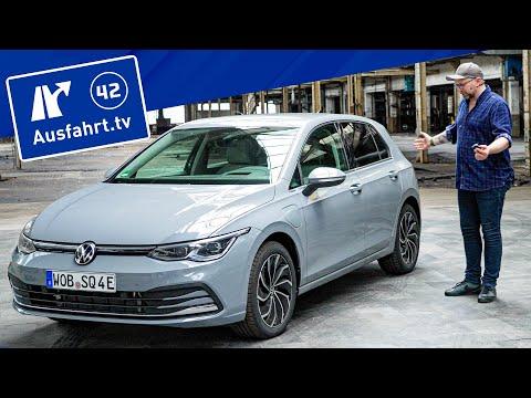 2021 Volkswagen Golf 1.4 eHybrid Style DSG - Kaufberatung, Test deutsch, Review, Fahrbericht