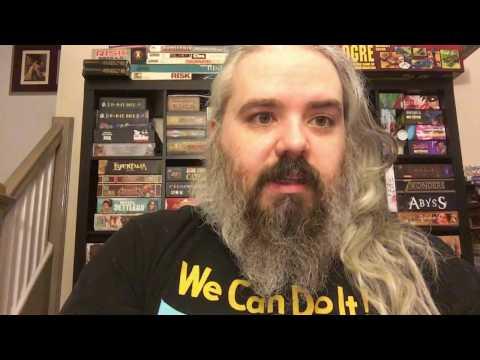 The Bearded Rogue checks out Trash Pandas
