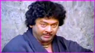 Krishnam Raju Superb Acting Scenes | Kondaveeti Nagulu Movie Scenes