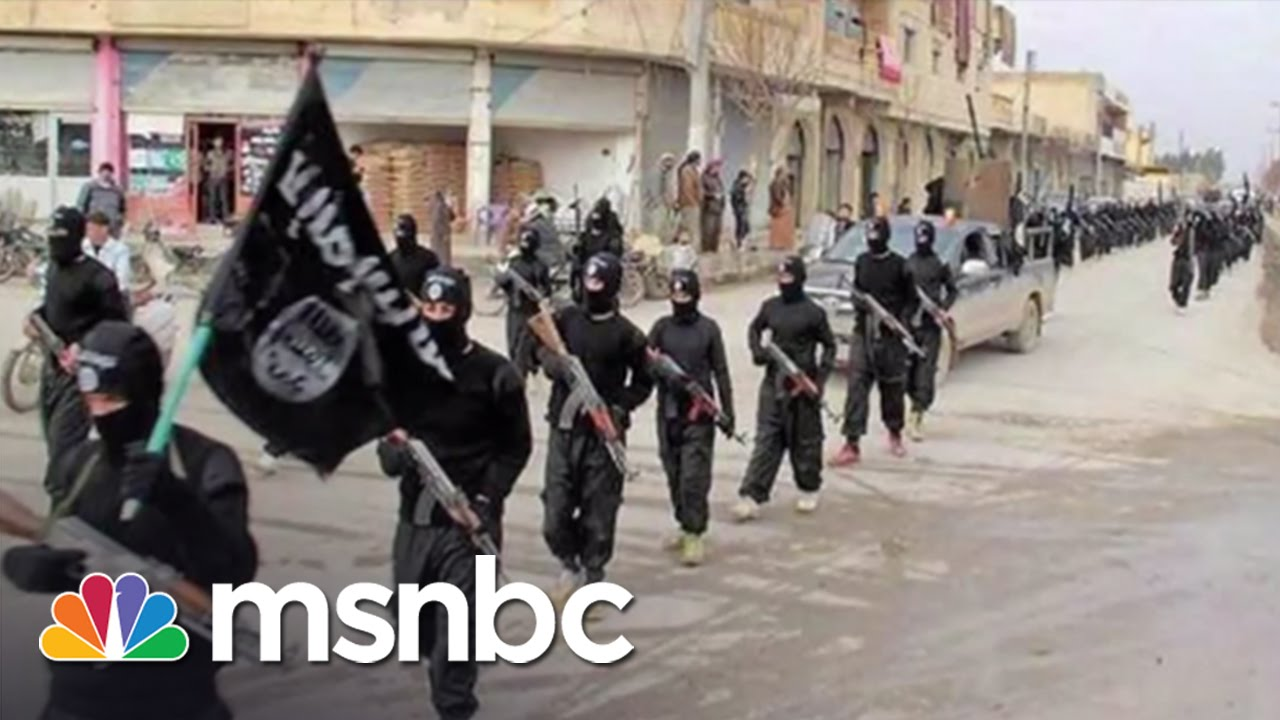 Could An Arab Alliance Defeat ISIS? | msnbc thumbnail