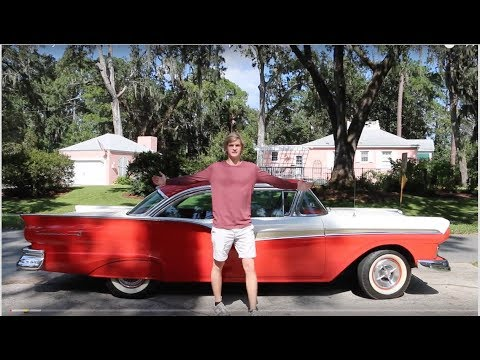 Here's Why The 1957 Ford Fairlane Is The MOST Valuable Car On Earth! Mp3