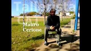 preview picture of video 'ENTREVISTA MAURO CERIONE CAJ ESC 459 PEREZ 2014'