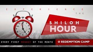 RCCG NOVEMBER 2018 SHILOH HOUR