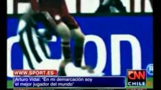 """Arturo Vidal Dice Que Es El """"mejor Mediocampista Del Mundo"""""""