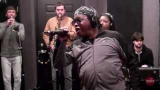 "Lee Fields & The Expressions with Lady ""Faithful Man"" Live at KDHX 3/27/13"