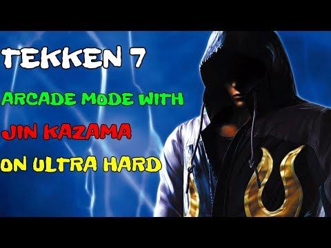 Download Tekken 7 Arcade Battle Jin Video 3GP Mp4 FLV HD Mp3