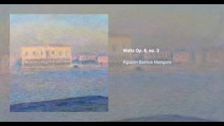 Waltzes, Op. 8