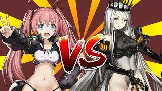 Milim Nava  - (That Time I Got Reincarnated as a Slime) - Milim VS Cecilia Showdown! | Brown Dust