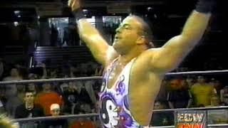 ECW on TNN Intro 2000