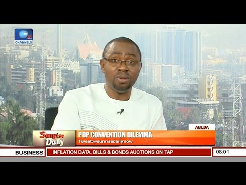 PDP Convention Held In Port Harcourt Is Legally Backed - Legal Practitioner Pt 2