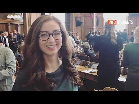 سمیرا نوا، عضو افغان تبار پارلمان دنمارک