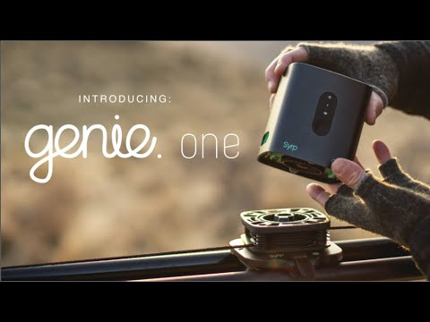 Genie One - rugged & reliable motion control for time-lapse, video, stop motion, panorama and more