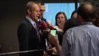 Matthew Rycroft (United Kingdom) on the situation in Syria & Cyprus - Press Encounter (27 July 2017)
